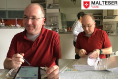 Beitrag Männer in der Pflege Malteser Care MC