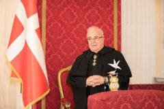 Malteserorden Rom Grossmeister Statthalter Wahl Veranstaltung Fra Marco Luzzago