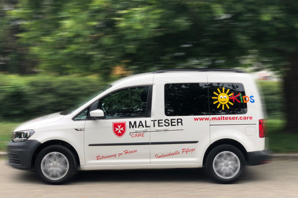 Malteser Care Fahrzeug MC